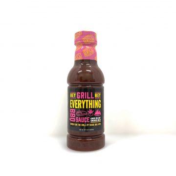 BBQ SAUCE – EVERYTHING