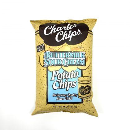 CHIPS – CHARLES BUTTERMILK SOUR CREAM