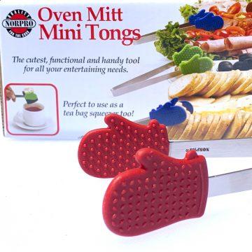 MINI MITT TONGS